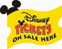 Multi Day Disney Tickets